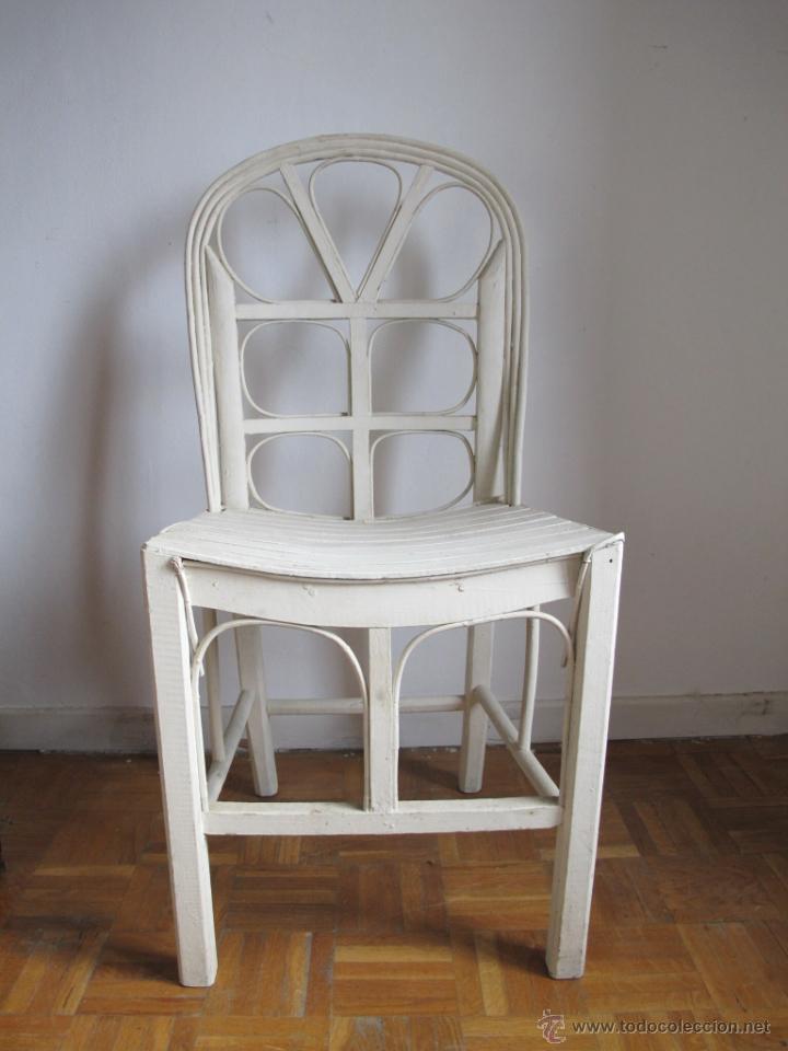 Antigüedades: Original silla modernista - Foto 2 - 41338246