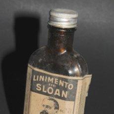 Antiguidades: ANTIGUO LINIMENTO DE SLOAN. Lote 41339935