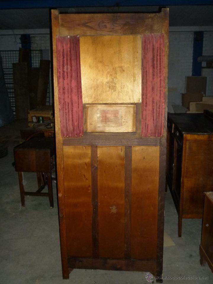 Antigüedades: paraguero antiguo fabricado en Vitoria - Foto 7 - 41345821