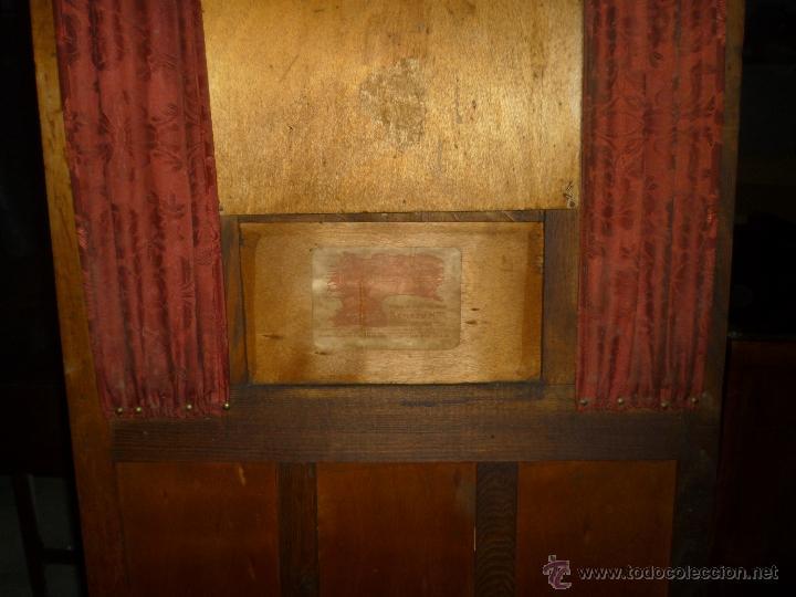 Antigüedades: paraguero antiguo fabricado en Vitoria - Foto 8 - 41345821