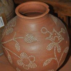 Antigüedades: TINAJA CECLAVIZ BADAJOZ. Lote 41350722