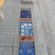 Antigüedades: PAÑO DE ALTAR DE IGLESIA. Lote 41362268