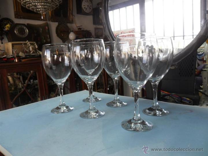 6COPAS GRANDES (Antigüedades - Hogar y Decoración - Copas Antiguas)