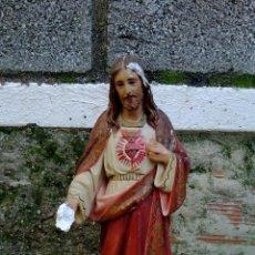 Antigüedades: CRISTO OLOT. Lote 45050870