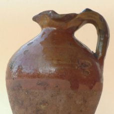 Antigüedades: C072 SETRILL / ACEITERA PROBABLEMENTE DE MIRAVET. Lote 41368414