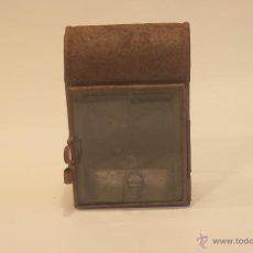 Antigüedades: FAROL DE MANO DE ACEITE O QUEROSENO ANTIGUO. Lote 41375374