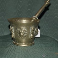 Antigüedades: ALMIREZ BRONCE. S XIX. ESPAÑA. Lote 41390387