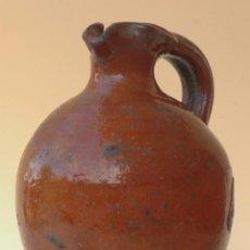 Antigüedades: C052 ACEITERA PROBABLEMENTE OBRADA EN VILAFELICHE. Lote 41394019