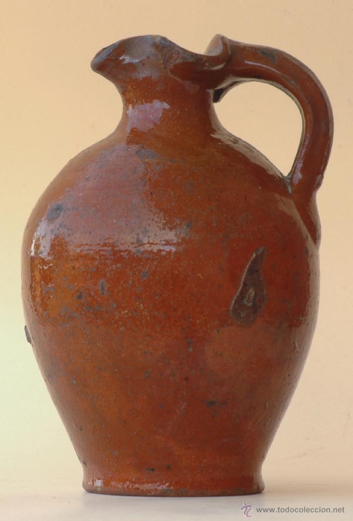 Antigüedades: C052 ACEITERA PROBABLEMENTE OBRADA EN VILAFELICHE - Foto 2 - 41394019
