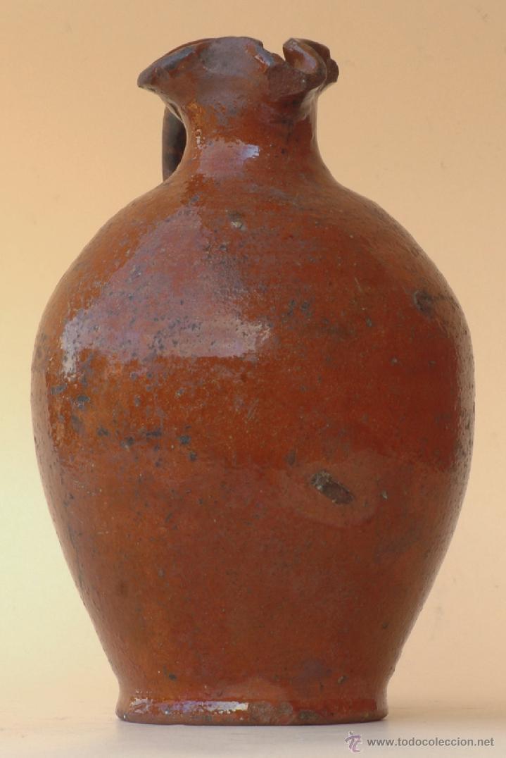 Antigüedades: C052 ACEITERA PROBABLEMENTE OBRADA EN VILAFELICHE - Foto 3 - 41394019
