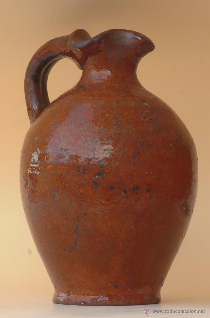 Antigüedades: C052 ACEITERA PROBABLEMENTE OBRADA EN VILAFELICHE - Foto 4 - 41394019