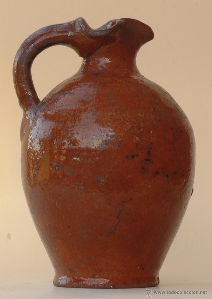 Antigüedades: C052 ACEITERA PROBABLEMENTE OBRADA EN VILAFELICHE - Foto 5 - 41394019