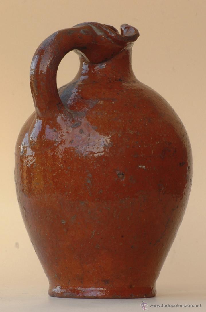 Antigüedades: C052 ACEITERA PROBABLEMENTE OBRADA EN VILAFELICHE - Foto 6 - 41394019