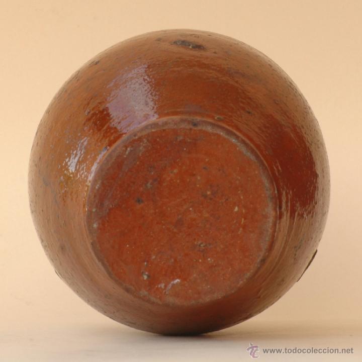 Antigüedades: C052 ACEITERA PROBABLEMENTE OBRADA EN VILAFELICHE - Foto 9 - 41394019