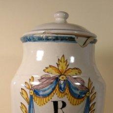 Antigüedades: C103 POT DE FARMÀCIA / BOTE DE FARMACIA O ALBARELO. Lote 41394637