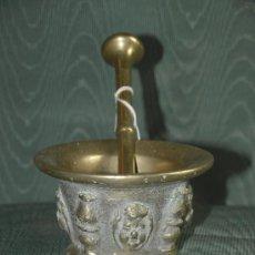 Antigüedades: ALMIREZ BRONCE. S XIX. ESPAÑA. Lote 41441911