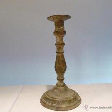 Antiques - CANDELERO DE BRONCE.CANDELABRO - 41450795