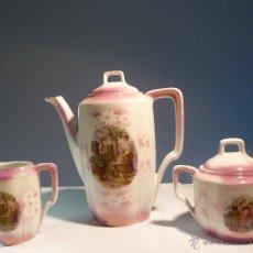 Antigüedades: JUEGO DE CAFE. Lote 41461030