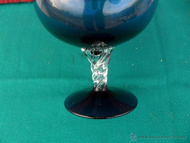 Antigüedades: copa grande de centro de mesa - Foto 2 - 41487788