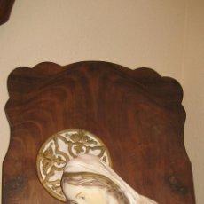 Antigüedades: FIGURA DE LA VIRGEN MARIA. Lote 41489357