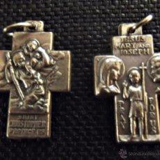 Antigüedades: CRUZ AMERICANA DE SAN CRISTOBAL. Lote 44763833