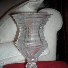 Antigüedades: JARRON DE CRISTAL . Lote 40260124
