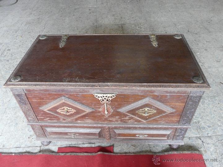 Antigüedades: ARCA DE NOVIA - Foto 3 - 41511520