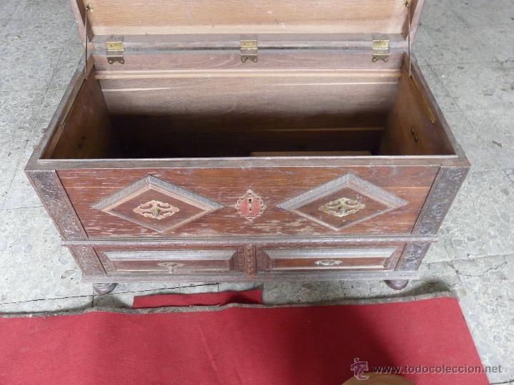 Antigüedades: ARCA DE NOVIA - Foto 5 - 41511520