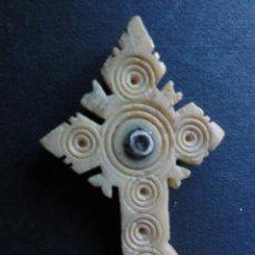 Antigüedades: SUANCES CANTABRIA STANHOPE EN CRUZ DE HUESO. Lote 41515824