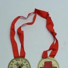 Antigüedades: ESCAPULARIO DE FRANCISCO DE ASIS - SIGLO XIX - BORDADO CON HILO DE ORO - MIDE 9 X 7 CMS. Lote 41518409