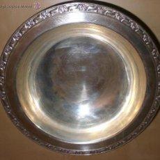 Antigüedades: CENTRO DE MESA O FRUTERO. Lote 39430087