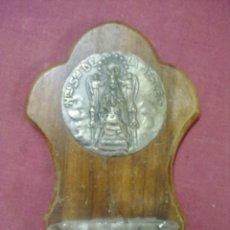 Antigüedades: BENDITERA NUESTRA SEÑORA DE LA MERCED. Lote 41611113