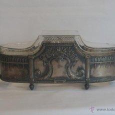 Antigüedades: CENTRO DE MESA/JARDINERA ANTIGUA S.XIX. Lote 41634162
