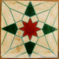 Antigüedades: ANTIGUA RAJOLA HIDRAULICA CATALANA,SELLADAS. Lote 41661194
