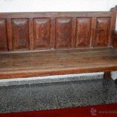 Antigüedades: ESCAÑO.. Lote 41679131