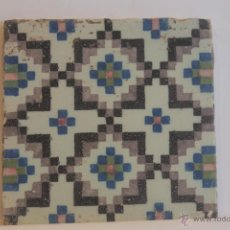 Antigüedades: AZULEJO ANTIGUO. EXPOSICIÓN 1929. Lote 41685680