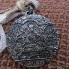 Antigüedades: MEDALLA: CONGRESO EUCARISTICO LEON. Lote 41699617