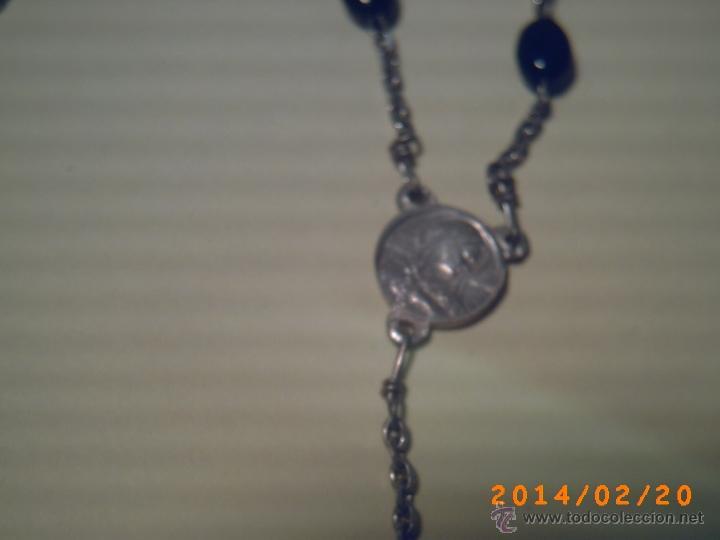 Antigüedades: ROSARIO - EN DORSO CRUZ - ROMA- - Foto 4 - 41770175