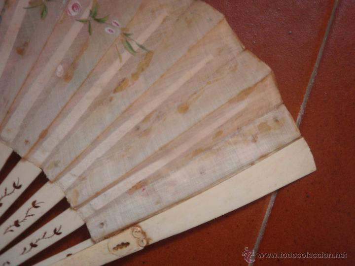 Antigüedades: Abanico antiguo - Foto 4 - 41773227