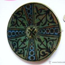 Antigüedades: PLATO ANTIGUO MUY BONITO. Lote 41797691