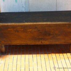Antigüedades: ARCON MADERA SIGLO XVIII. Lote 41819785