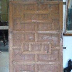Antigüedades: PUERTA RUSTICA. Lote 41904812