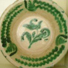 Antigüedades: LEBRILLO DE FAJALAUZA. Lote 41988234