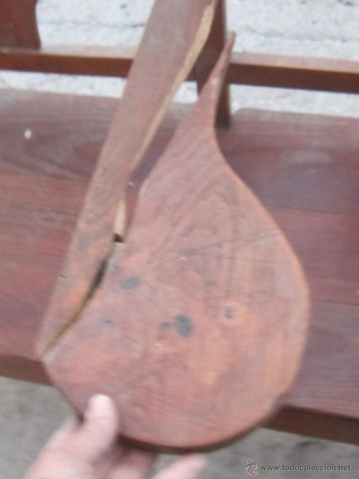 Antigüedades: BANCO DE ESCUELA - Foto 5 - 42008437