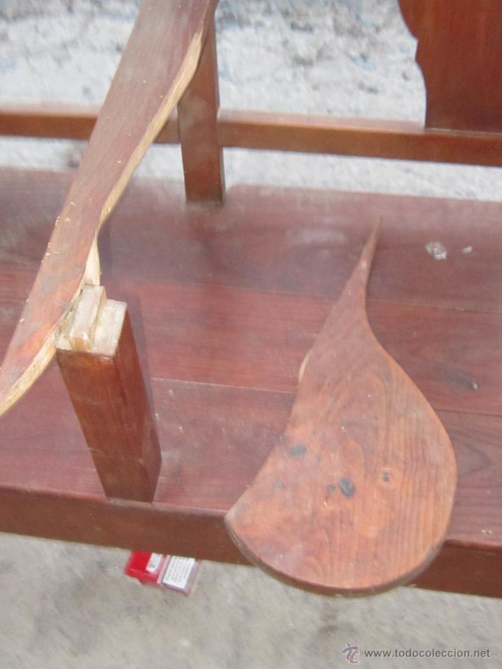 Antigüedades: BANCO DE ESCUELA - Foto 6 - 42008437