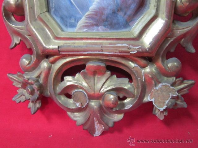 Antigüedades: Preciosa cornucopia del s. XIX en oro fino - Foto 5 - 26449420