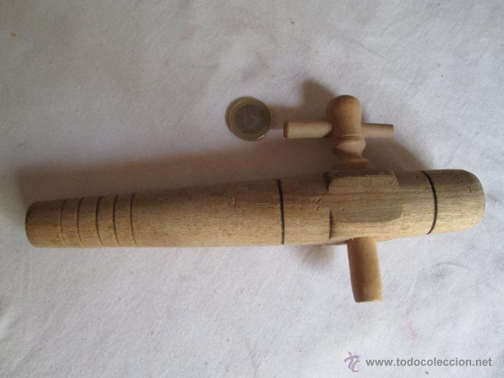 GRIFO DE BARRIL (Antigüedades - Técnicas - Rústicas - Utensilios del Hogar)