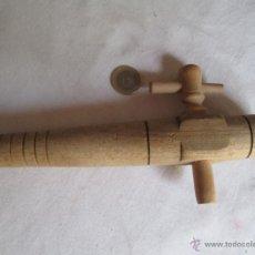 Antigüedades: GRIFO DE BARRIL. Lote 42141549