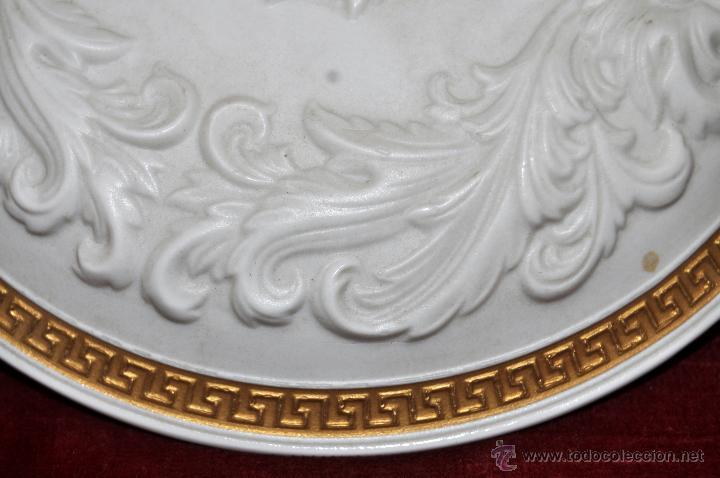 Antigüedades: CAJA EN PORCELANA ALEMANA DE ROSENTHAL CON MARCAS EN LA BASE - Foto 5 - 42226628