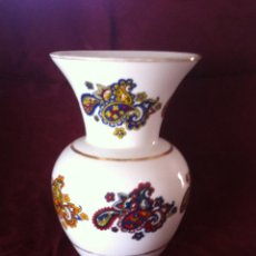 Antigüedades: JARRON FLORERO DE OPALINA BLANCA. Lote 42237990
